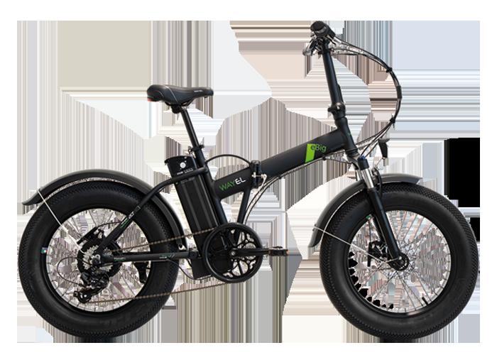 Fat bike eBig