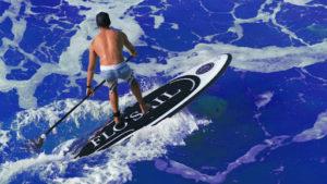 Perché tenere un SUP in barca